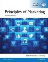 Principles of Marketing 16th Ed. (Global Edition)