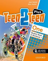 Teen2Teen 1 Plus Pack Student´s Book & Workbook with Online Practice