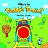 WHO´S IN TEDDY´S TRAIN: STORYBOOK