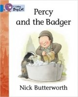 Percy and the Badger (Collins Big Cat - Band 04/Blue)