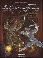 BD, Le Capitaine Fracasse (Tome 1)