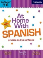 AT HOME WITH SPANISH (Age 7-9)