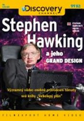 Stephen Hawking a jeho GRAND DESIGN - DVD digipack