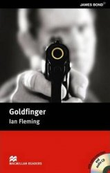 Macmillan Readers Intermediate: Goldfinger T. Pk with CD - Ian Fleming