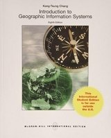 Introduction to Geographic Information Systems 8th Ed.