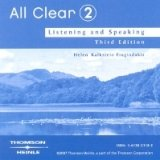 ALL CLEAR Second Edition 2 STUDENT´S AUDIO CD