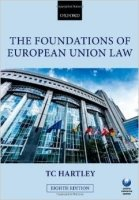 Foundations Of European Union Law 8th Ed.