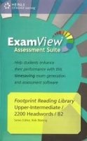 FOOTPRINT READERS LIBRARY Level 2200 EXAMVIEW SUITE CD-ROM