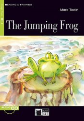 Jumping Frog + CD - neuveden