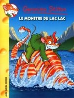 Le monstre du lac Lac, N 66 (Geronimo Stilton)