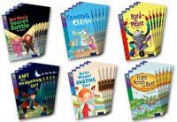 Oxford Reading Tree TreeTops Fiction 11 Pack of 36 - kolektiv autorů