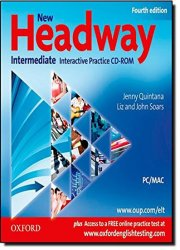 New Headway Intermediate Interactive Practice CD-ROM (4th)