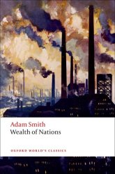WEALTH OF NATIONS (Oxford World´s Classics New Edition)