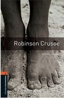 OXFORD BOOKWORMS LIBRARY New Edition 2 ROBINSON CRUSOE AUDIO CD PACK