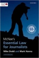 McNae's Essential Law for Journalists 22nd Ed.