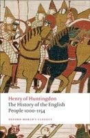 History of the English People 1000-1154