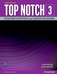 Top Notch 3 Teacher´s Edition and Lesson Planner