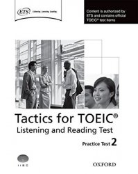 Tactics for Toeic Listening and Reading Practice Test 2 - Grant Trew