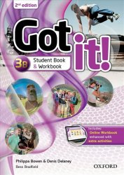 Got It! 3 Student´s Pack B with Digital Workbook (2nd)