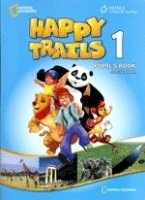 HAPPY TRAILS 1 PUPIL´S BOOK + AUDIO CD PACK