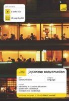 Teach Yourself Japanese Conversation on Audio CD