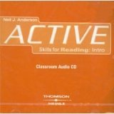 ACTIVE SKILLS FOR READING Second Edition INTRO AUDIO CDs