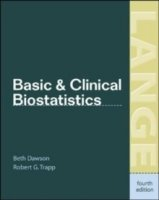 Basic and Clinical Biostatistics, 4th Ed.