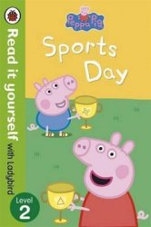Peppa Pig: Sports Day (Read it yourself with Ladybird: Level 2)
