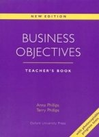 BUSINESS OBJECTIVES NEW EDITION TEACHER´S BOOK