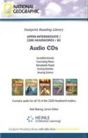 FOOTPRINT READERS LIBRARY Level 2200 AUDIO CDs