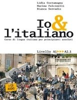 IO & L´ITALIANO studente + CD