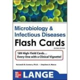 LANGE Flash Cards: Microbiology and Infectious Diseases
