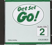 Get Set Go! 2 Class Audio CD - Cathy Lawday