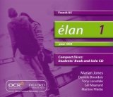 Élan 1: Pour OCR AS Audio CDs