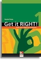 GET IT RIGHT 1 + AUDIO CD PACK
