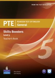 Pearson Test of English General Skills Booster 5 Teacher´s Book w/ CD Pack