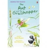 USBORNE FIRST READING LEVEL 1: THE ANT AND THE GRASSHOPPER