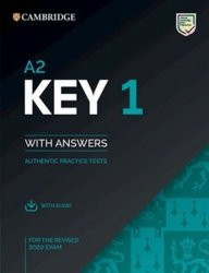 A2 Key 1 for revised exam from 2020 Student´s Book with answers - neuveden