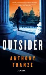 Outsider - Anthony Franze [E-kniha]
