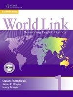WORLD LINK Second Edition 1 STUDENT´S BOOK WITH CD-ROM PACK