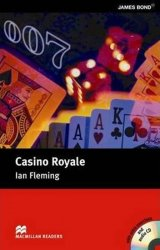 Macmillan Readers Pre-Intermediate: Casino Royale T. Pk with CD - Ian Fleming
