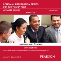 Longman Preparation Series for the TOEIC Test: Listening and Reading Advanced AudioCD