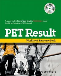 Pet Result Workbook Without Key + Multi-ROMResource Pack - Jenny Quintana