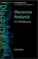 Oxford Introductions to Language Study Discourse Analysis