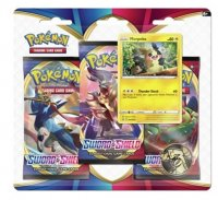 Pokémon TCG: Sword and Shield 3 Blister Booster