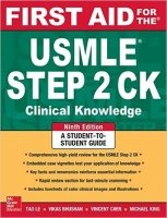 First Aid for the USMLE Step 2 CK, 9th ISE