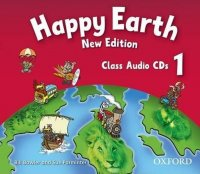 Happy Earth 1 Class Audio CDs /2/ (New Edition) - Bill Bowler