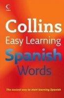 COLLINS EASY LEARNING SPANISH WORDS
