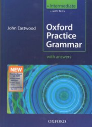 Oxford Practice Grammar Intermediate + New Practice Boost CD-ROM Pack with key - John Eastwood