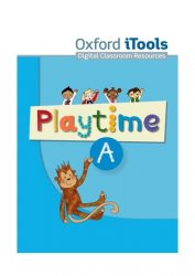 Playtime A iTools DVD-ROM - Claire Selby